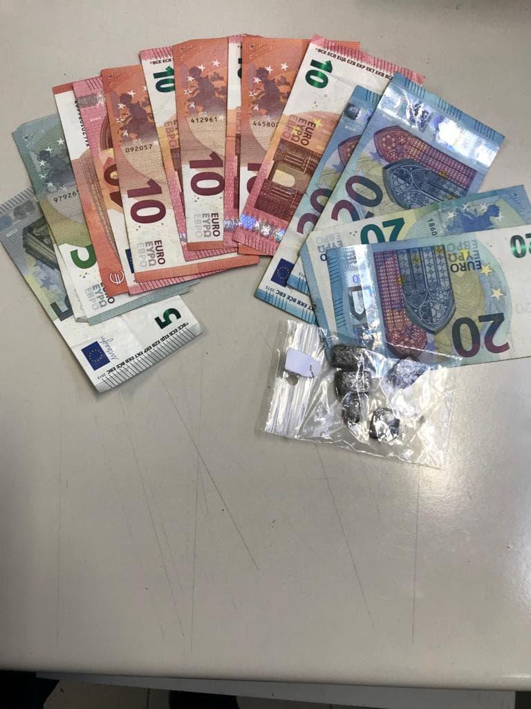 sequestro soldi droga sant'antonio 6 ottobre 2019-2