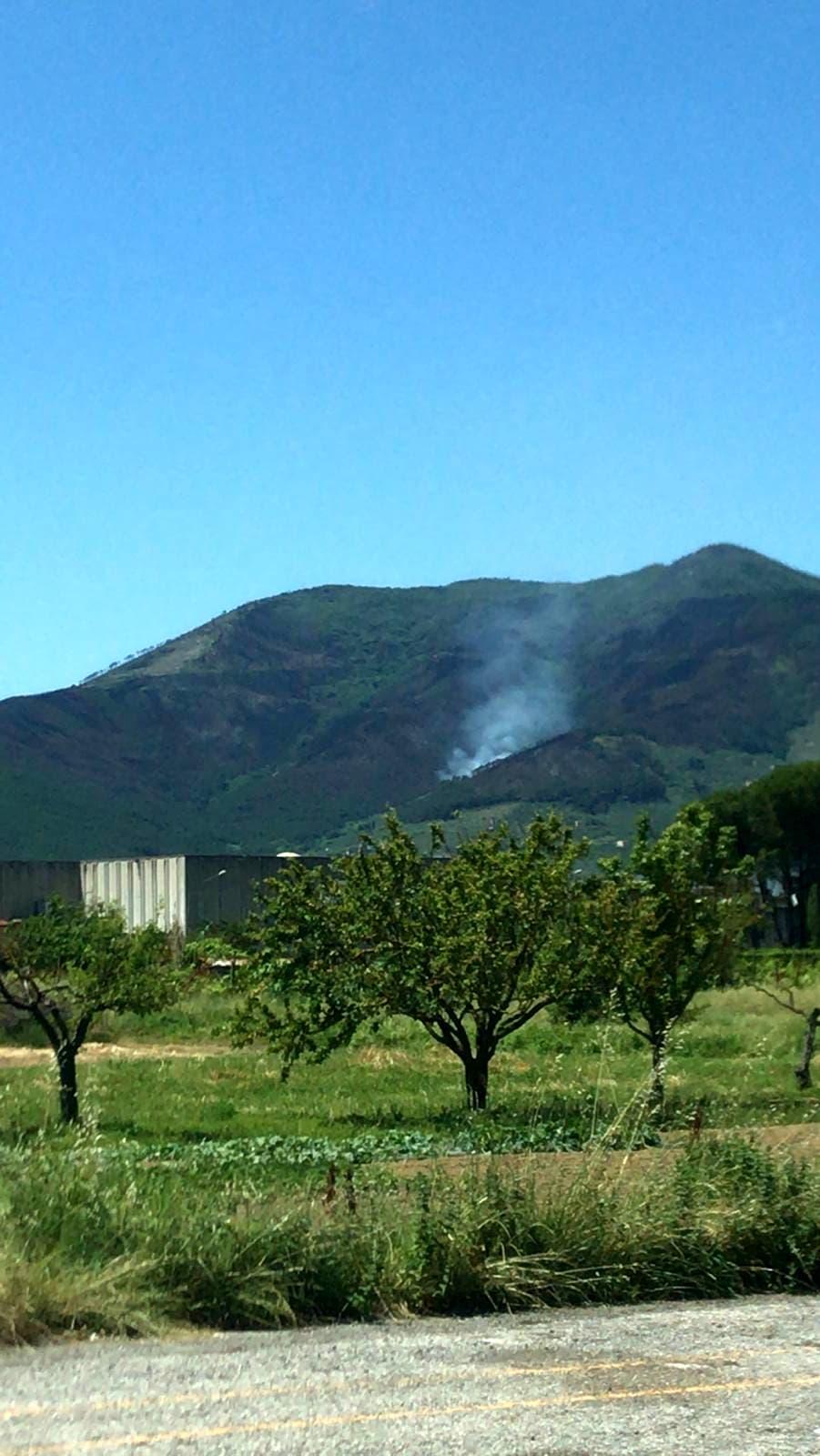 incendio monti pisani 13 giugno 2019-2