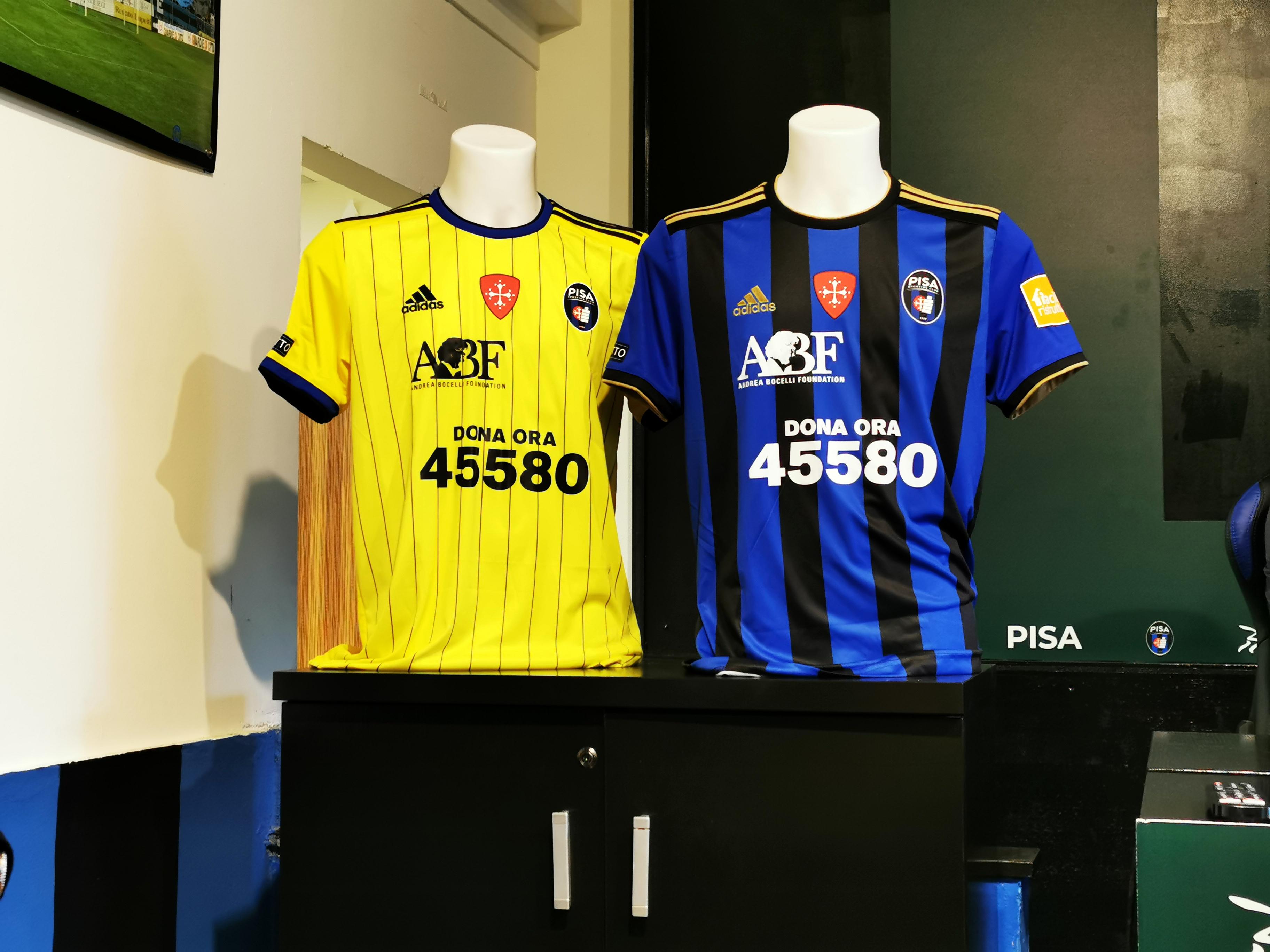 pisa sporting club e andrea bocelli foundation 15-21 settembre 2019