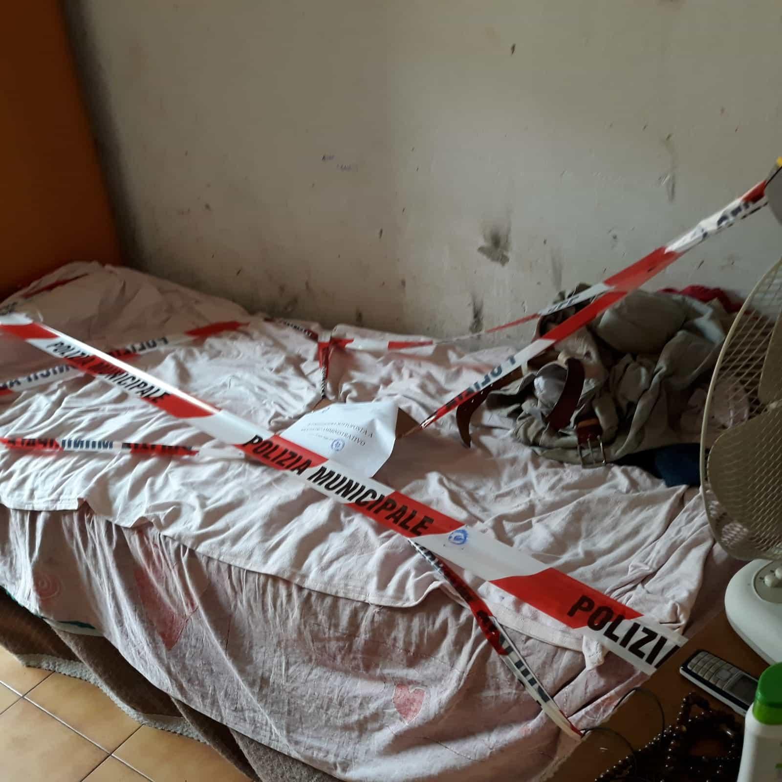 sequestro polizia appartamento centro pisa-2