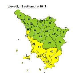 allerta meteo toscana 19 settembre 2019-2