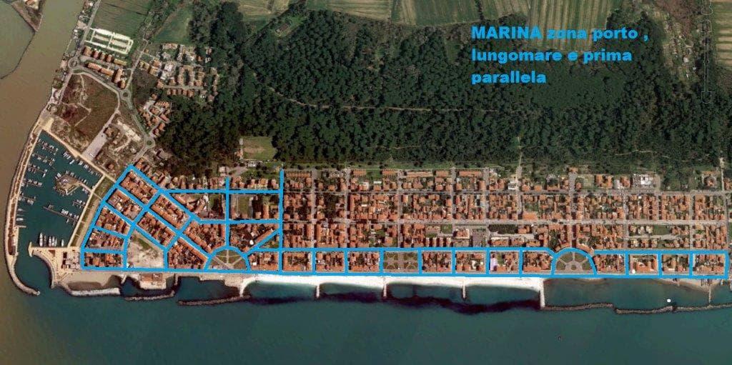 parcheggi a pagamento marina estate 2019-2