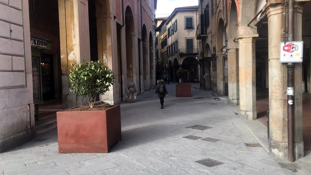 Fioriere ingresso Borgo-2