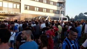 protesta tifosi pisa celta vigo pulman-7