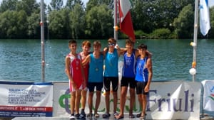 Canoa/Kayak - I giovani della Canottieri Arno ai vertici in campo nazionale-2