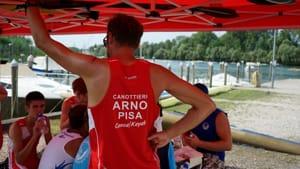 Canoa/Kayak - I giovani della Canottieri Arno ai vertici in campo nazionale-4