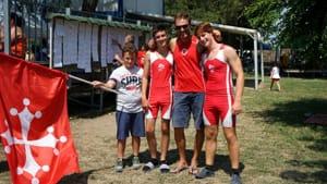 Canoa/Kayak - I giovani della Canottieri Arno ai vertici in campo nazionale-5