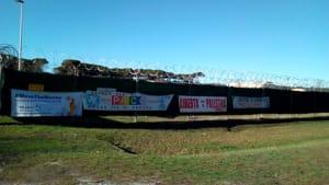 Manifestazione Camp Darby ferrovia della morte 9 dicembre 2017 3-2