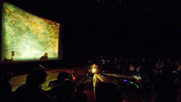 La Cellule d'Intervention Metamkine in concerto al Lumiere