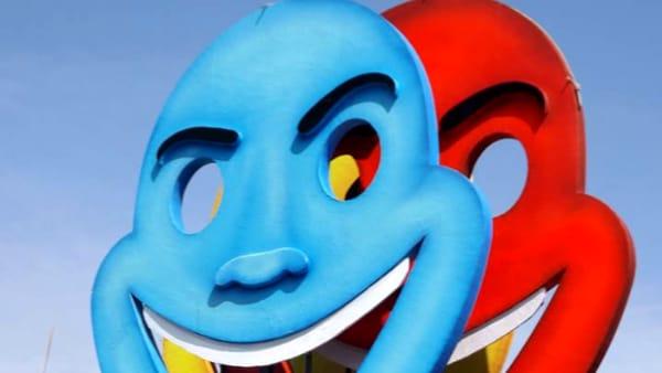 Carnevale estivo a Marina di Pisa