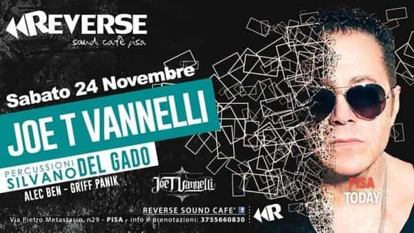Joe T Vannelli & Silvano del Gado al Reverse
