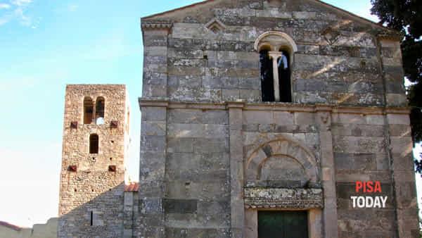 Vicopisano, camminando nel romanico
