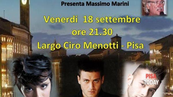 Talk show Viviamo... Pisa