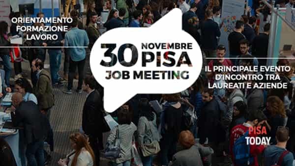 'Job meeting Pisa'