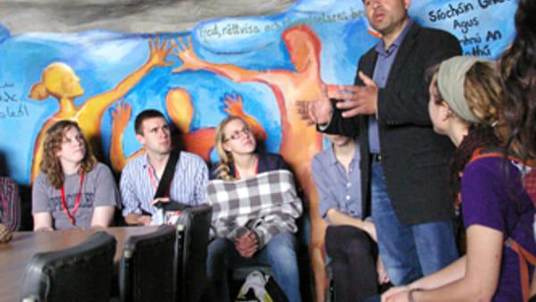 Incontro con Daoud Nassar: Tent of Nations e la resistenza non violenta in Palestina