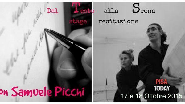 Stage teatrale 'Dal testo alla scena'