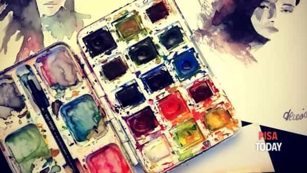 Workshop di acquerelli