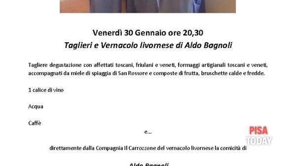 Taglieri e vernacolo livornese di Aldo Bagnoli