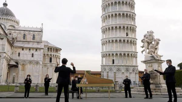 'Pisa città ideale': il video d'auspicio per la rinascita post Coronavirus