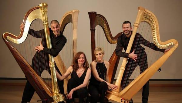 Concerto 'Arpa Fantastica' al Porto di Pisa