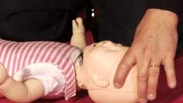Corso di disostruzione pediatrica a San Giovanni alla Vena