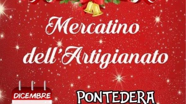 Mercatini di Natale alla stazione centrale di Pontedera