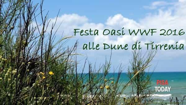 Festa delle oasi WWF - alle dune di Tirrenia