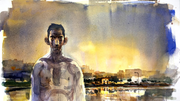 Mostra 'Gipi. Storie d'artista' a Palazzo Blu