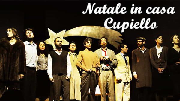 'Natale in casa Cupiello': spettacolo teatrale