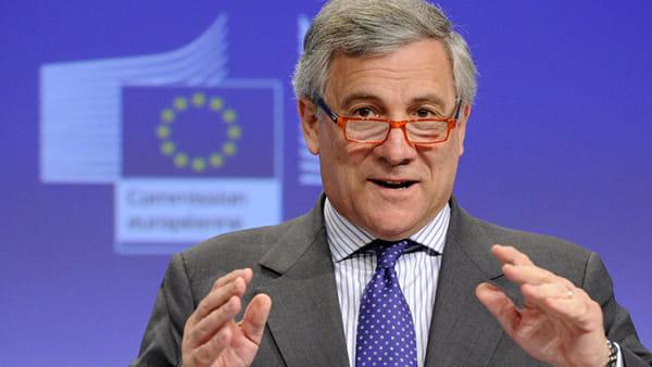 Festa della Toscana: incontro con il presidente del Parlamento Europeo Tajani