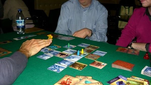 Notte bianca dei giochi da tavolo