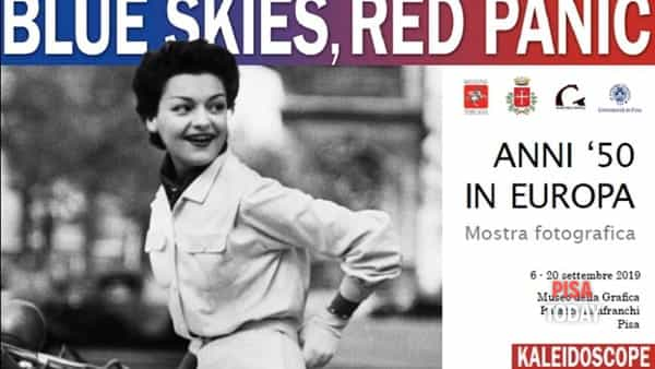 Blue skies, red panic - anni '50 in Europa