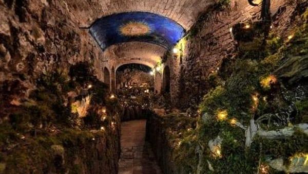 Mercatino di Natale a San Giovanni con Babbo Natale