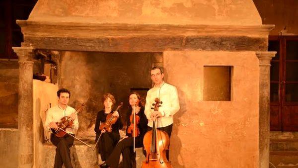 """Concerto """"Un Violinista in Cina"""" nella Chiesa Sant'Anna"""