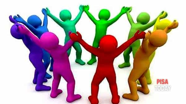 Aperitivo dei gruppi d'auto-aiuto