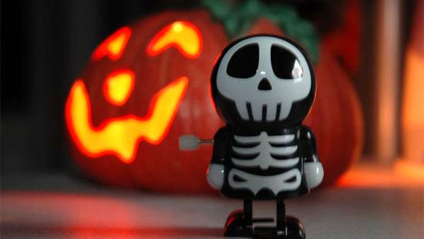 Festa di Halloween alla biblioteca di Calcinaia