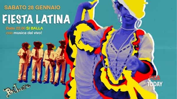'Fiesta latina' con il trio 'Cornejos'
