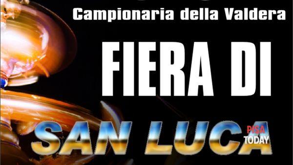 Campionaria della Valdera: ecco la Fiera di San Luca a Pontedera