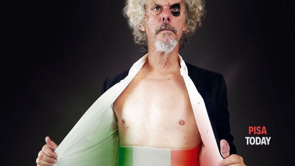 """La notte di San Silvestro con Paolo Migone nel suo nuovissimo """"Italia di m.....are"""""""