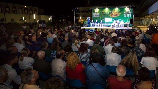 Intervista ai sindaci di Pisa, Livorno e Lucca a Eliopoli Summer