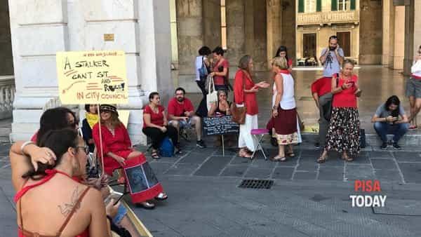 protesta casa donna 11 settembre 2018 4-2