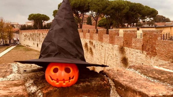 Halloween sulle Mura di Pisa