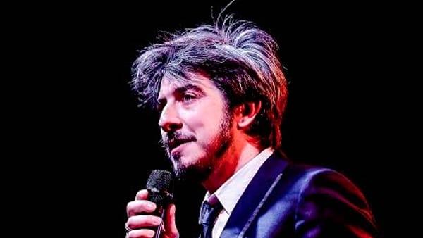 Paolo Ruffini in 'Io? Doppio!' nella notte di San Silvestro a Cascina