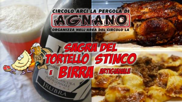 Sagra del Tortello Stinco e Birra Artigianale ad Agnano Pisano