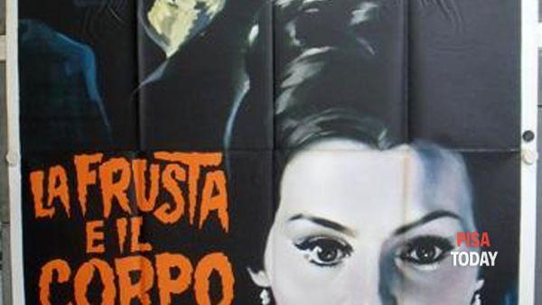 """""""Gotika"""", la donna nel cinema dell'orrore italiano: proiezione de """"La frusta e il corpo"""" al Teatro Lux"""