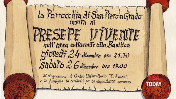 Presepe vivente San Piero a Grado