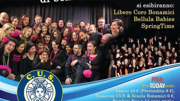 Libero Coro Bonamici, insieme per lo sport!