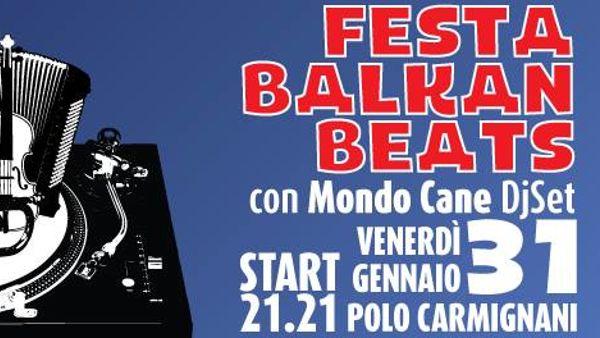 Festa Balkan Beats al Polo Carmignani