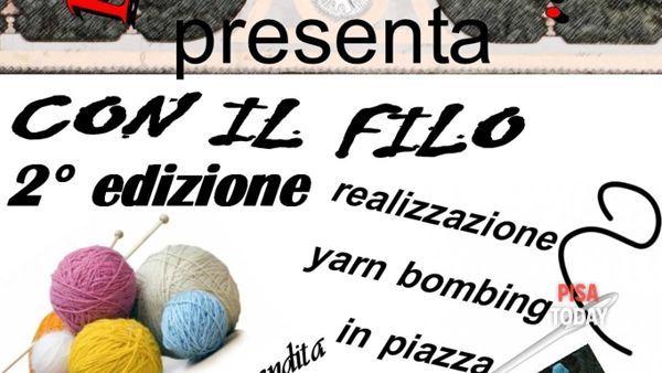 San Giuliano: Bagni crea... con il filo – 2°edizione