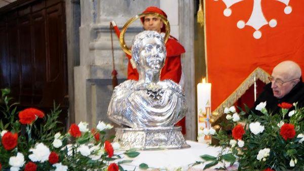 Pisa festeggia Santa Caterina da Siena e San Torpè